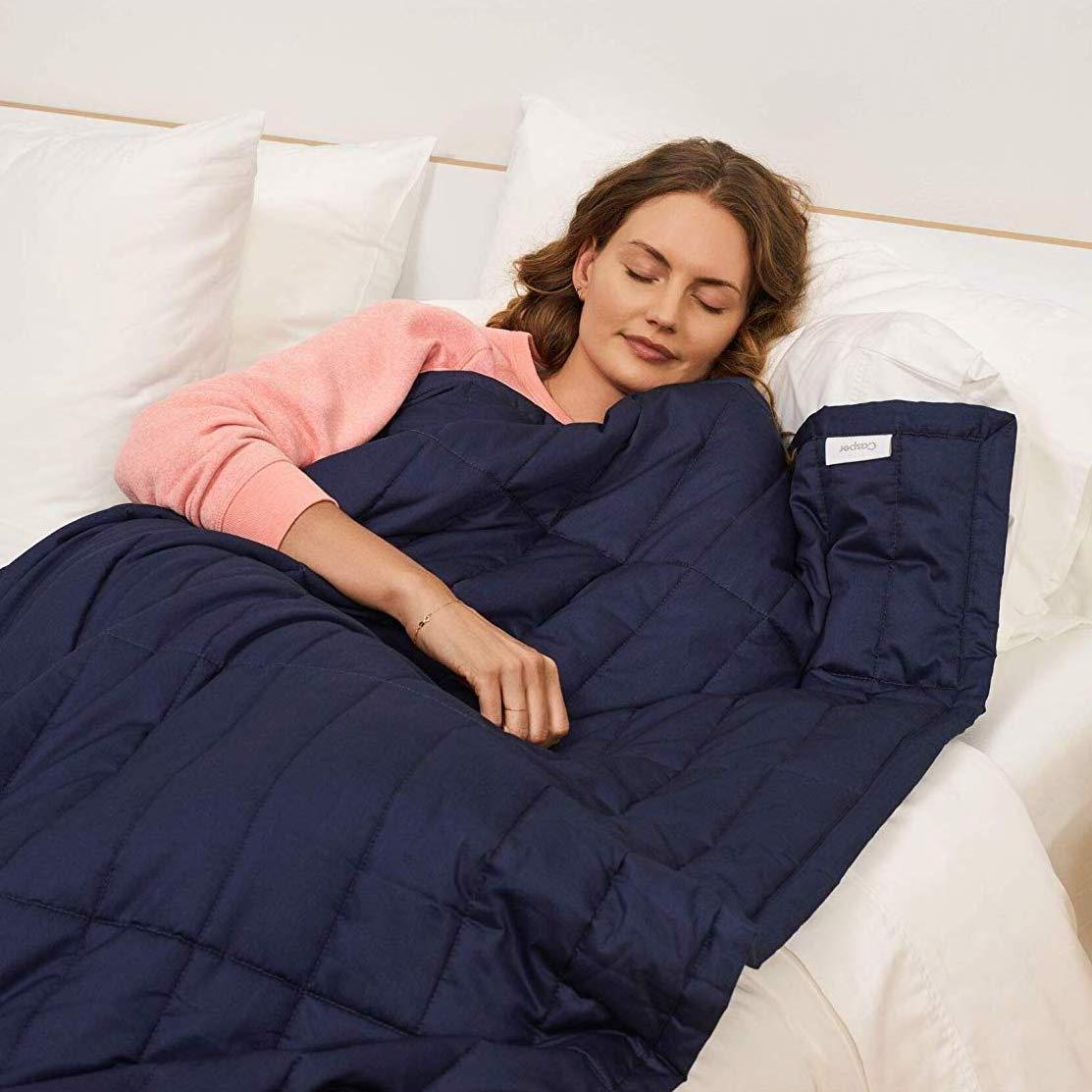 Casper Sleep Weighted Blanket