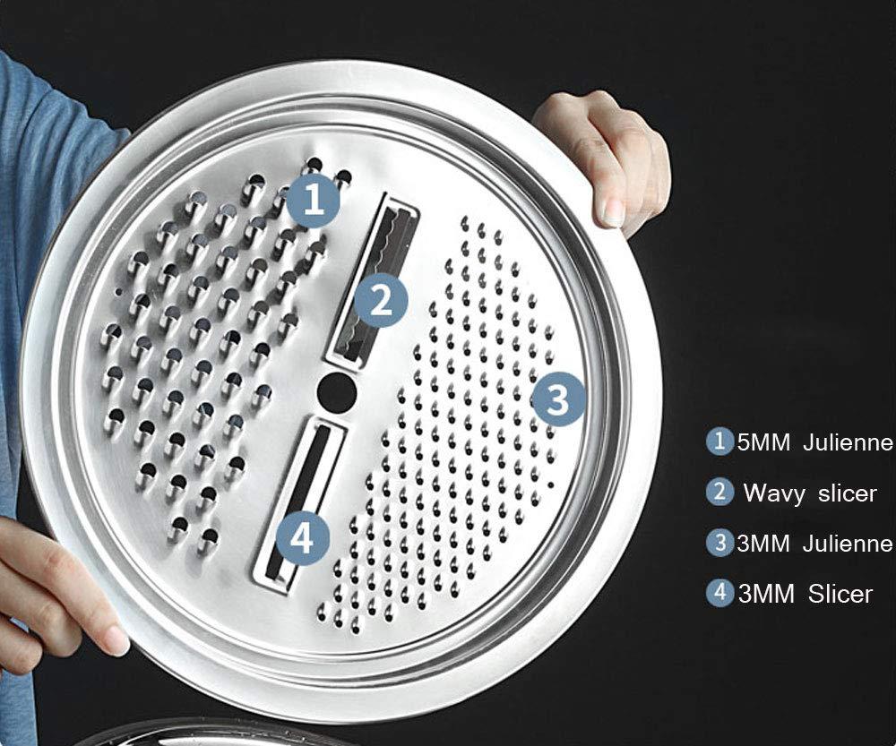 Jeslon Stainless steel drain basket vegetable cutter