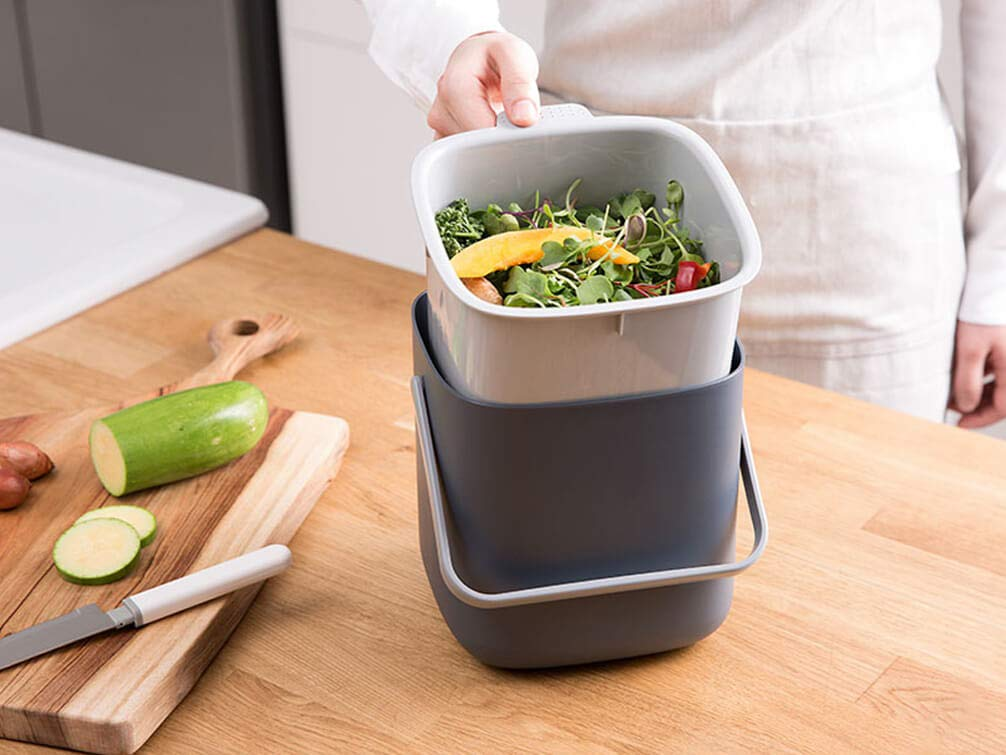Litem Food Waste Bin with Handle