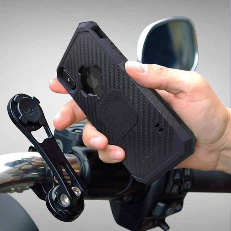 Rokform [Mount Only] Pro Series Motorcycle Phone Mount CNC Machined Aluminum