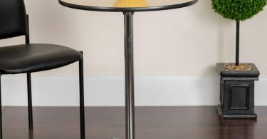 "Flash Furniture 30"" Round Wood Cocktail Table"