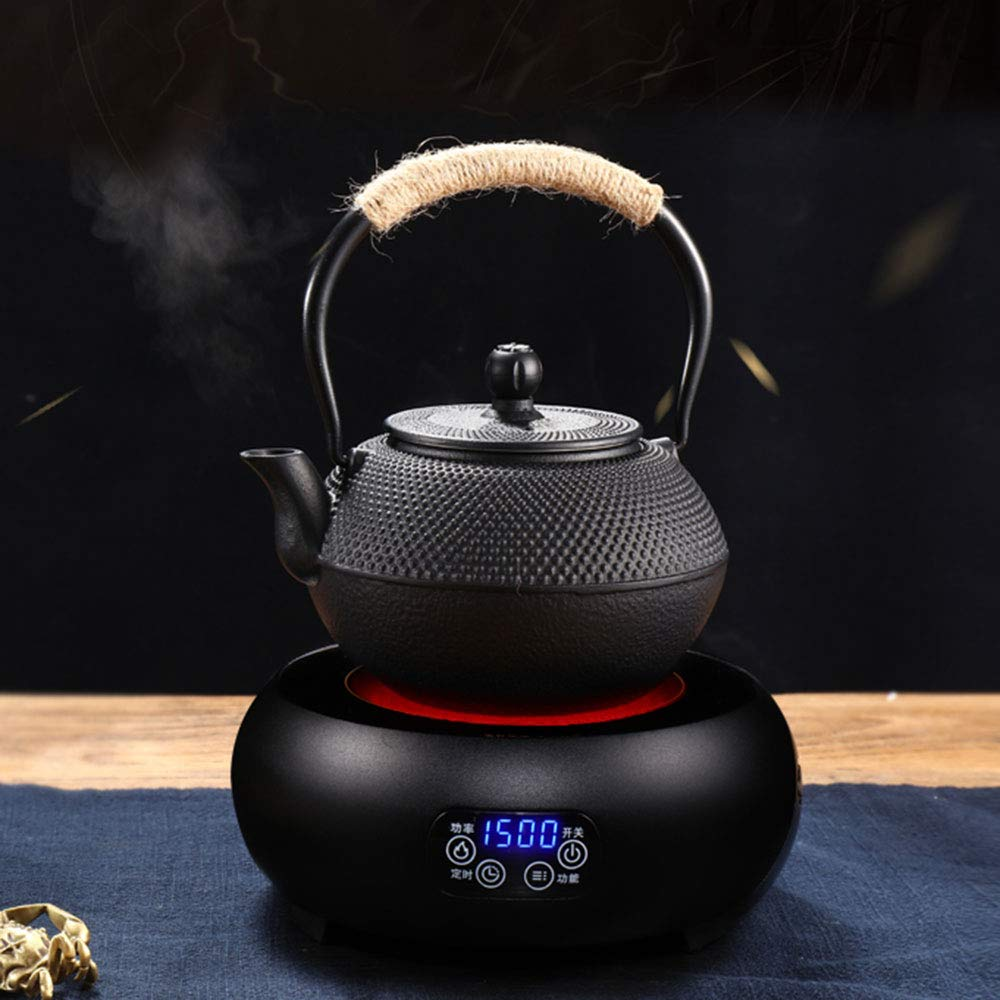 Hwagui Best Japanese Cast Iron Teapot With Stainless Steel Infuser