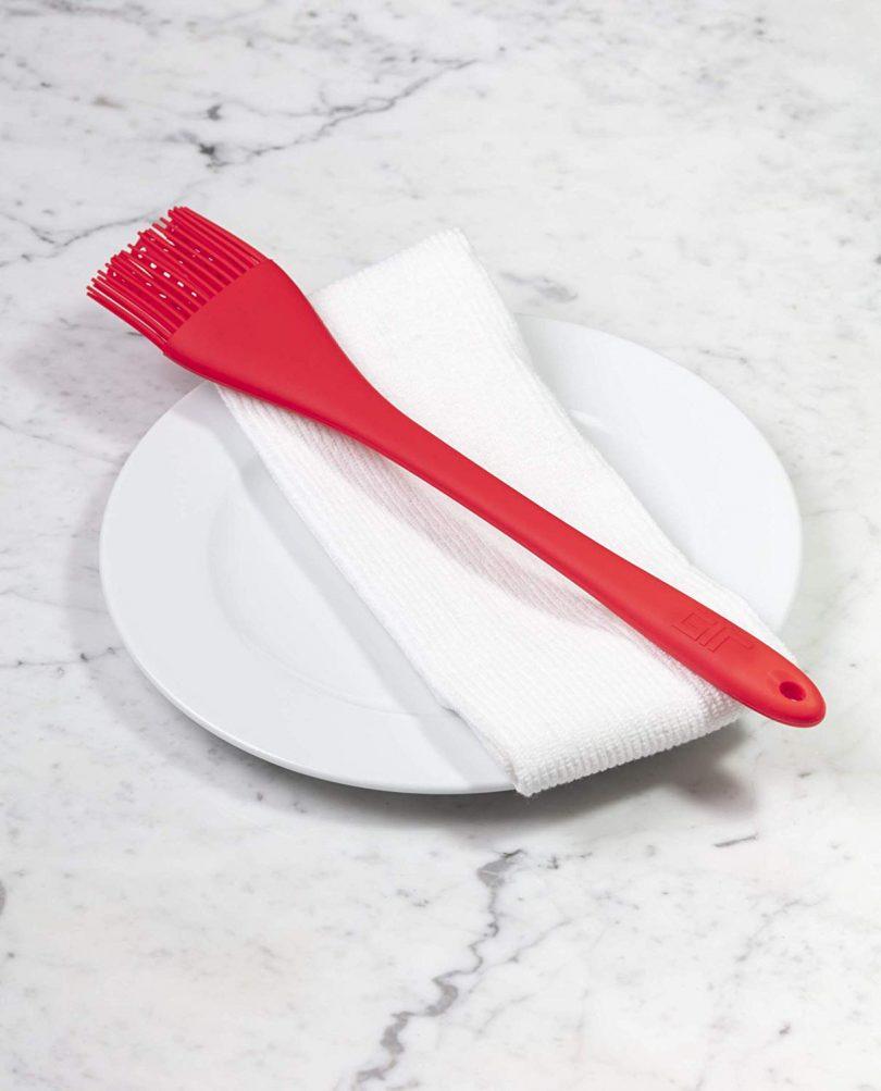 Premium Silicone Basting Brush