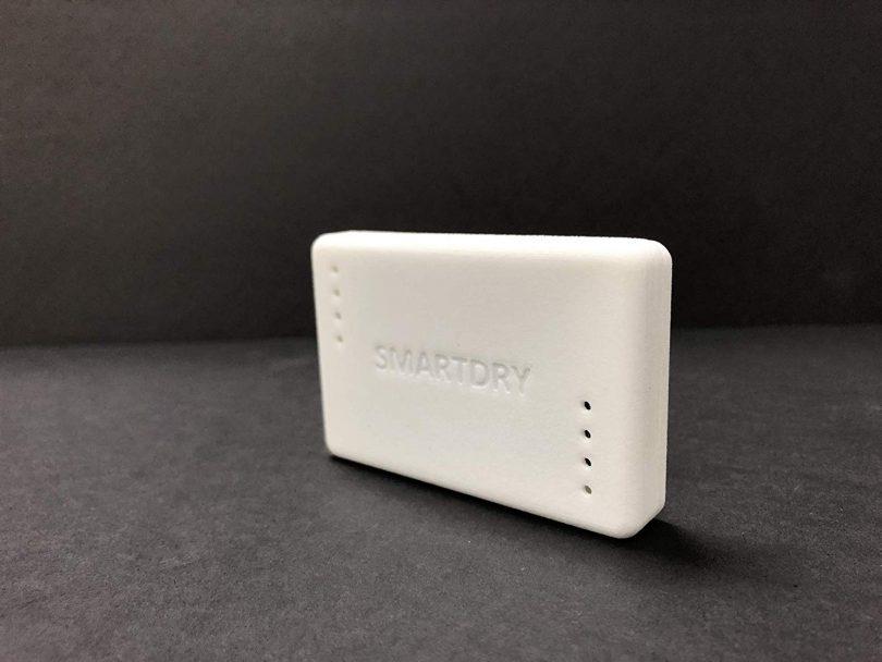 SmartDry Wireless Laundry Sensor and App