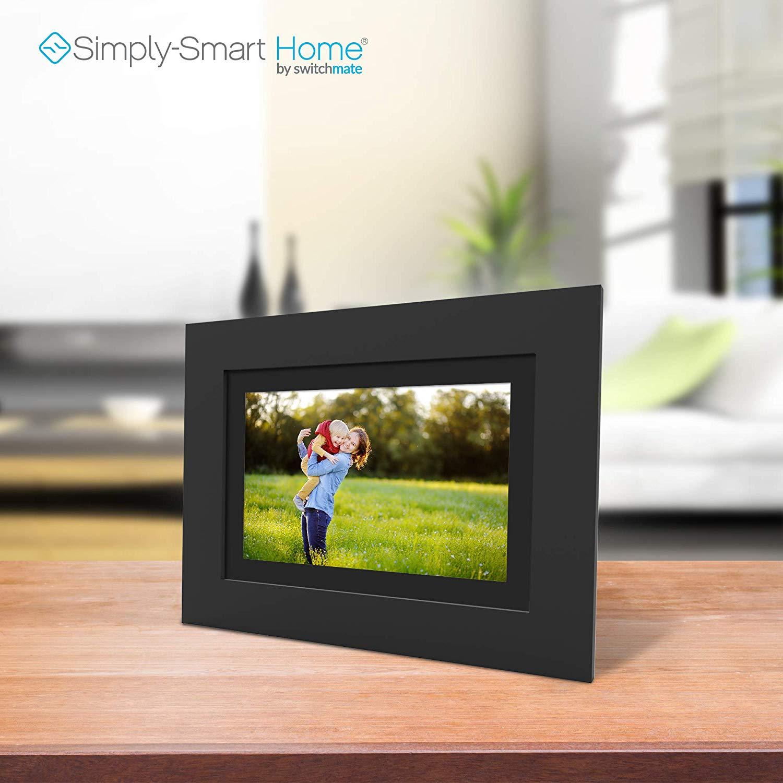 PhotoShare Friends and Family Smart Frame Digital Photo
