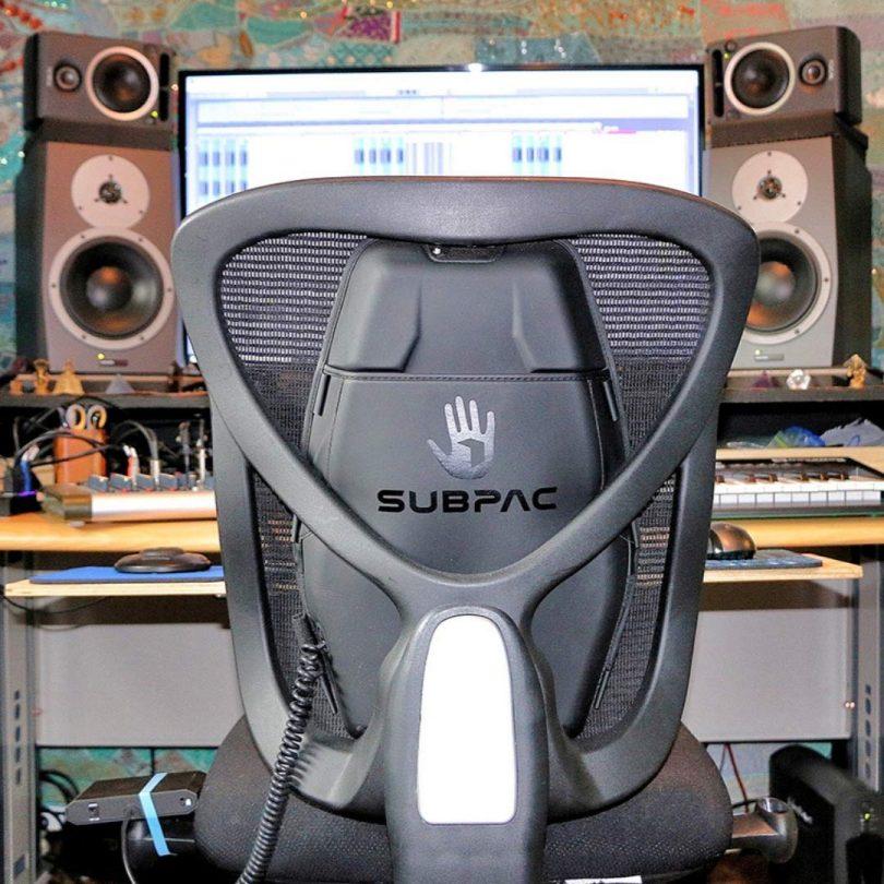 SUBPAC S2 Tactile Bass System