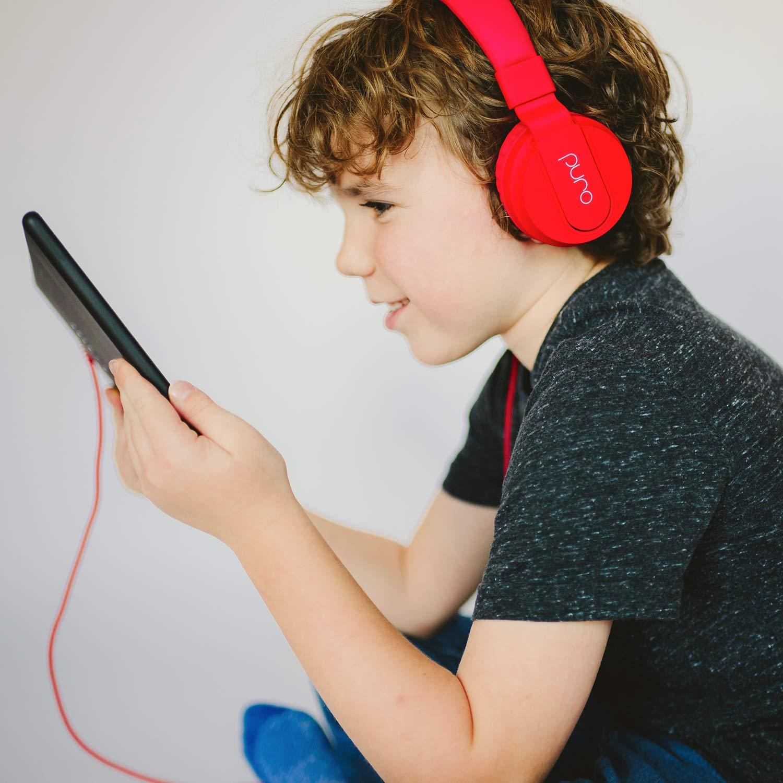 Puro Sound Labs PuroBasic Volume Limiting Wired Headphones