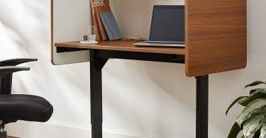 Balt 89788 Adjustable Study Carrel Workstation