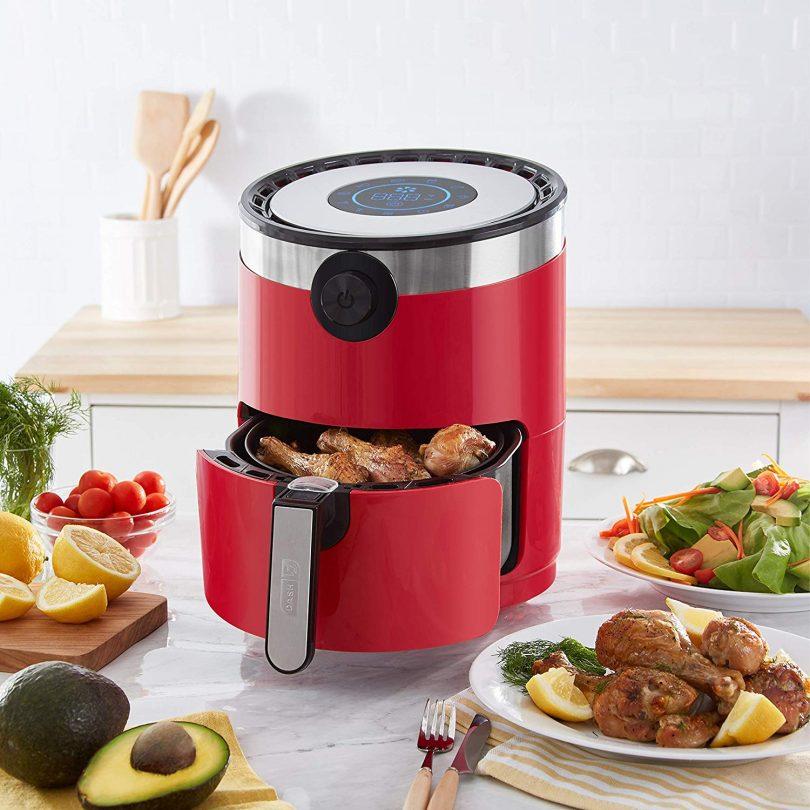 Dash AirCrisp Pro Electric Air Fryer + Oven Cooker