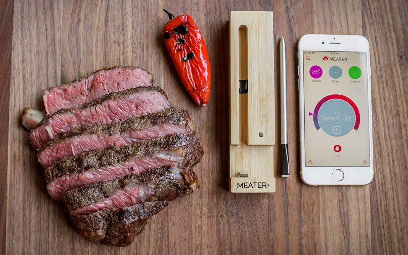New MEATER+165ft Long Range Smart Wireless Meat Thermometer