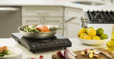 Gourmia GIC200 Multifunction Digital Portable 1800 Watt Induction Cooker