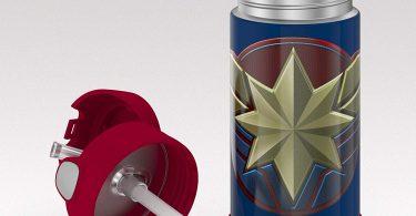 Thermos F4019CP6 Captain Marvel 12oz bottle
