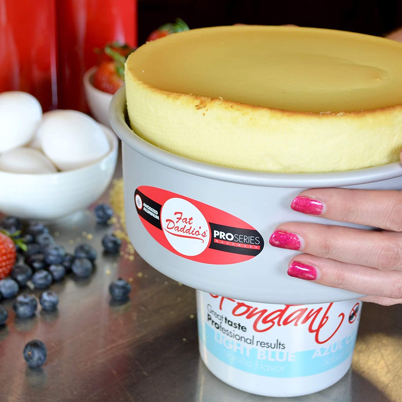 Fat Daddio's PCC-73 Round Cheesecake Pan