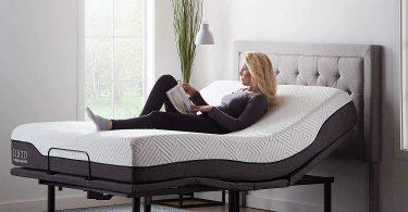 Lucid L600 Adjustable Bed Base Frame