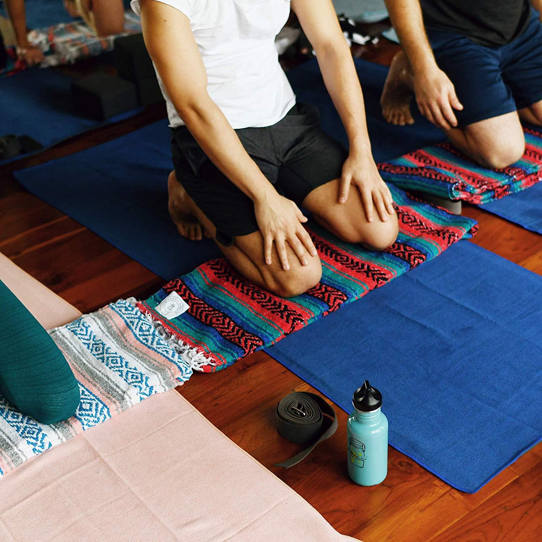 Yoga Mat Towel by Laguna Beach Textile Co