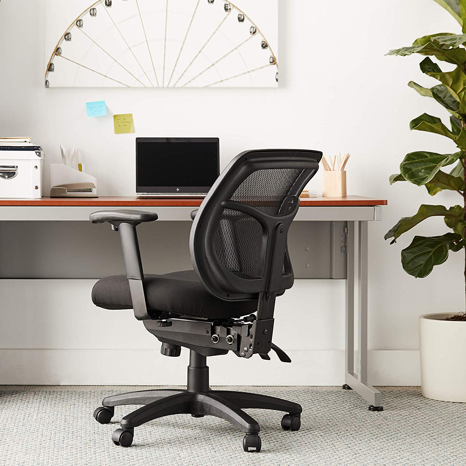 Eurotech Seating Apollo Multi function Swivel Chair with Seat Slider
