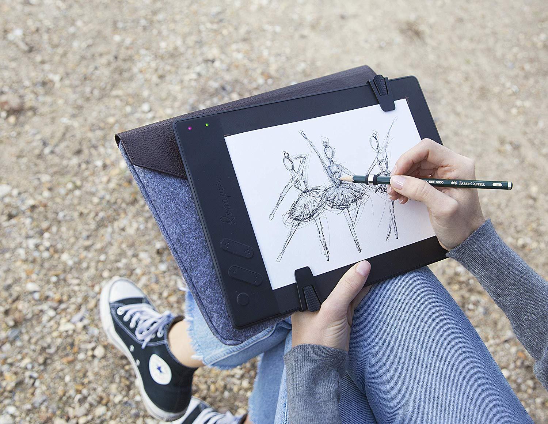 skn Repaper – Pencil & Paper Graphic Tablet