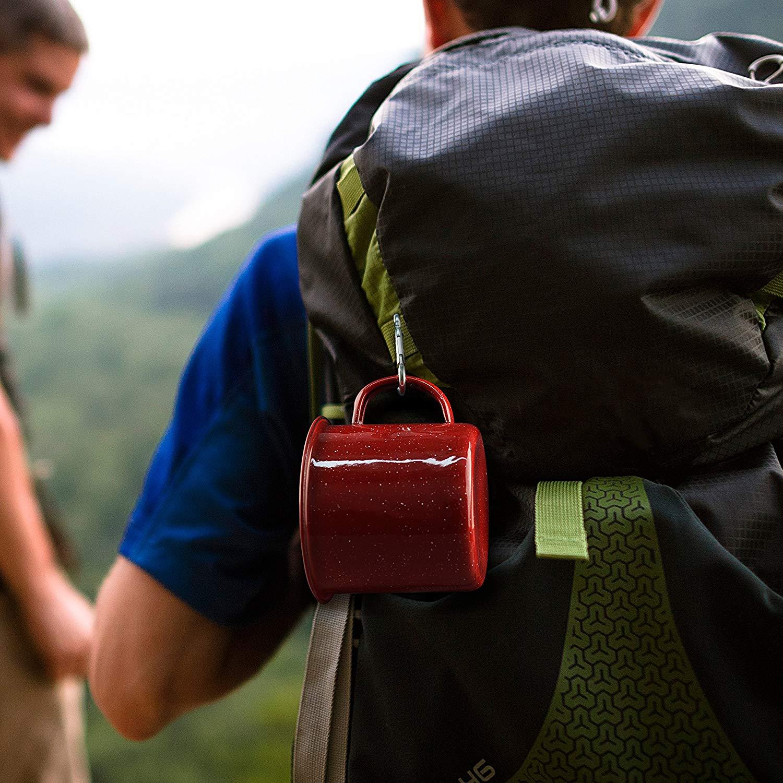 Asobu Happy Trails Classic Country Camper Coffee and Tea Mug