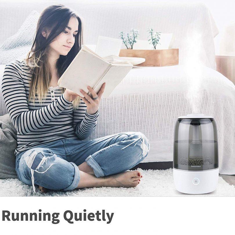SwitchBot Wi-Fi Smart Ultrasonic Humidifier