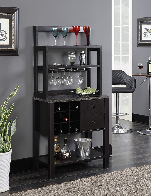 Convenience Concepts Newport Serving Bar,