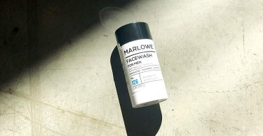 MARLOWE. No. 126 Charcoal Face Wash Cleansing Stick