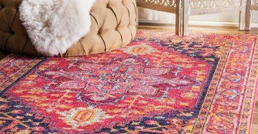 nuLOOM Vonda Fancy Persian Area Rug