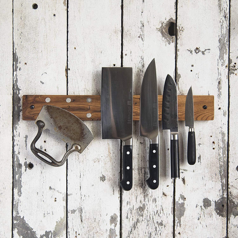 Mess Hall Knife Rack