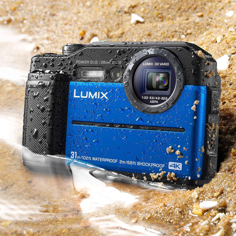 Panasonic DC-TS7A Lumix TS7 Waterproof Tough Camera