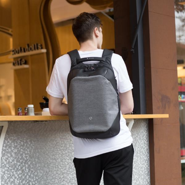 KORIN ClickPack – Anti Theft Travel Backpack