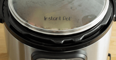 Genuine Instant Pot Tempered Glass Lid
