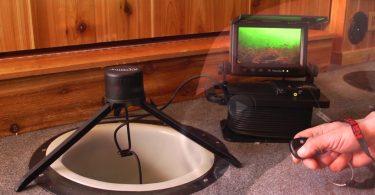 Aqua-Vu MO-POD3 Remote Control Wireless Underwater Camera Positioner