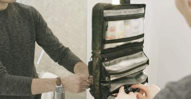 Taskin ROLR | 5-in-1 Toiletry Bag