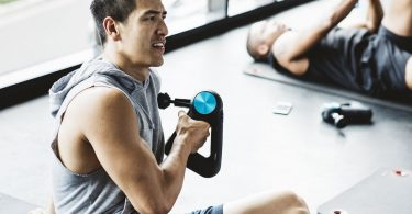 CLEARON Professional Handheld Deep Tissue Muscle Gun Massager
