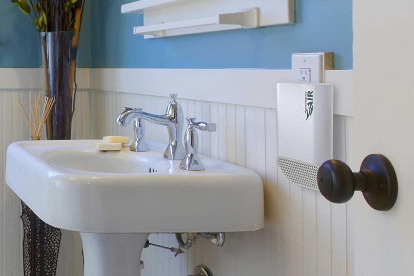 Hypoallergic Air Home Air Purifier & Surface Sanitizer