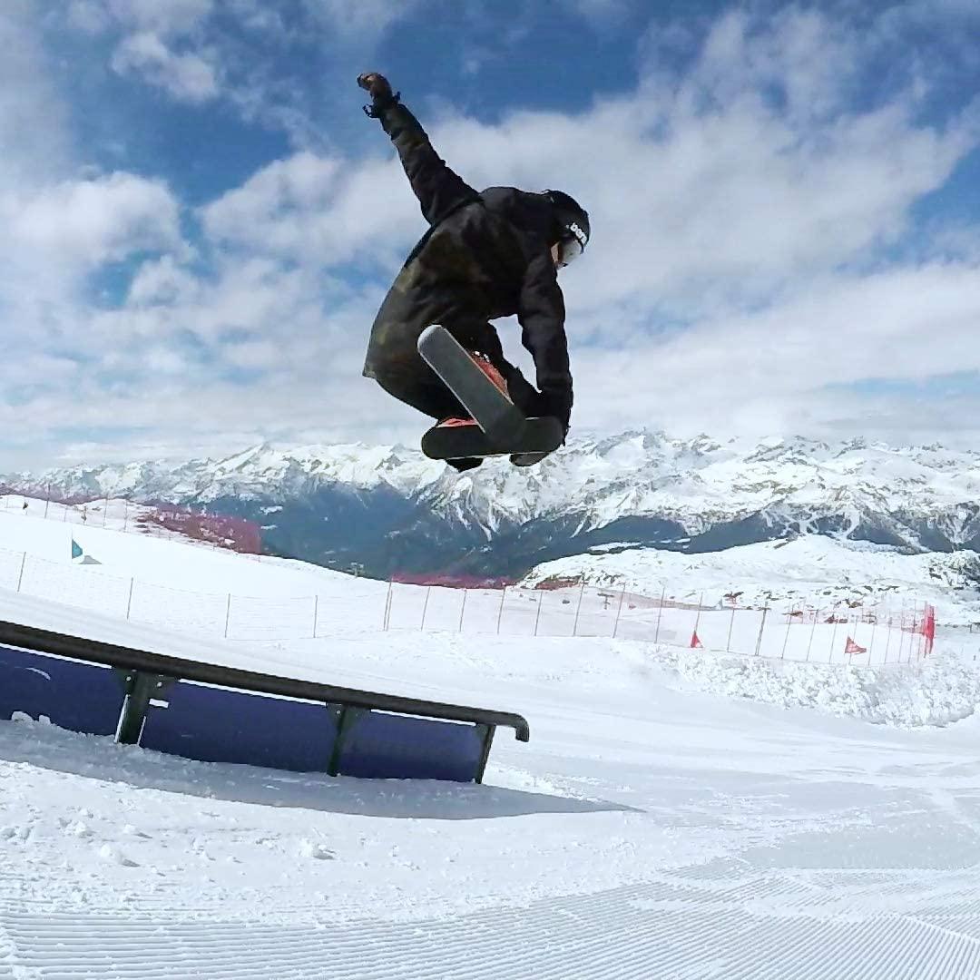 Skiskates Shortest skis Ever Ice Skates for Snow