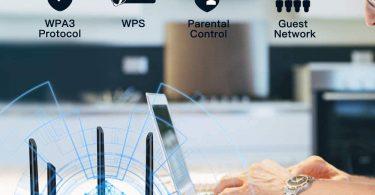 WiFi 6 Router-AX1500 Gigabit