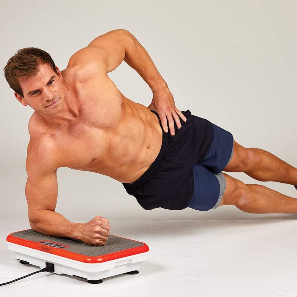 Powerfit Elite Vibration Plate Exercise Machine