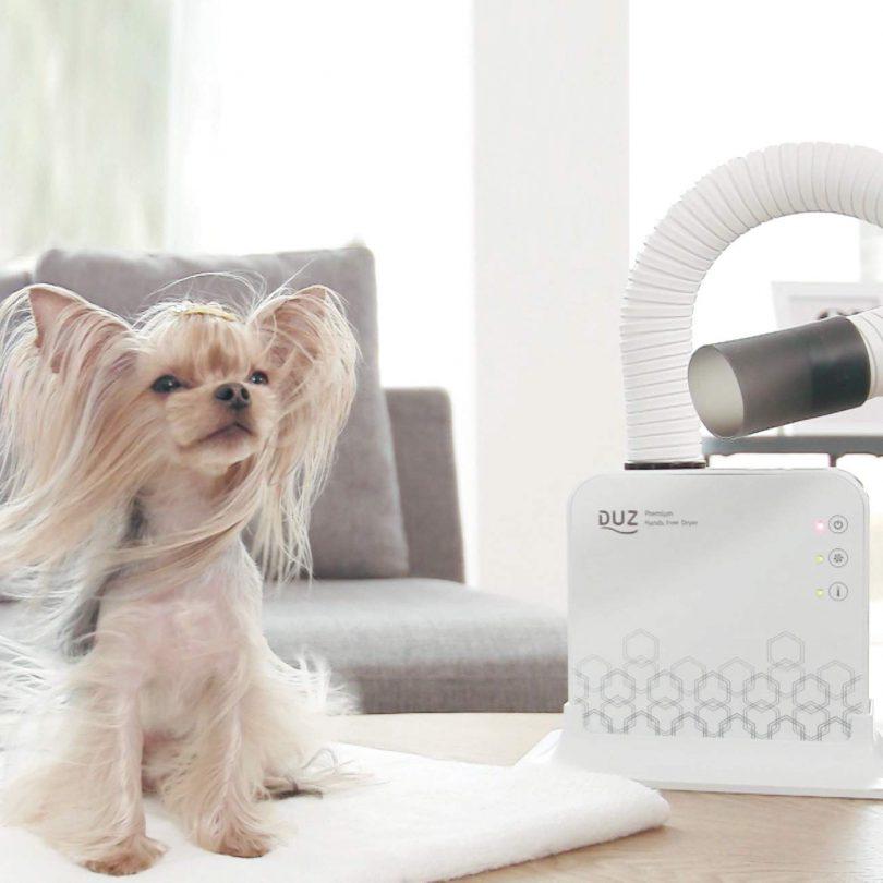 DUZ Hands Free Dryer for Pet