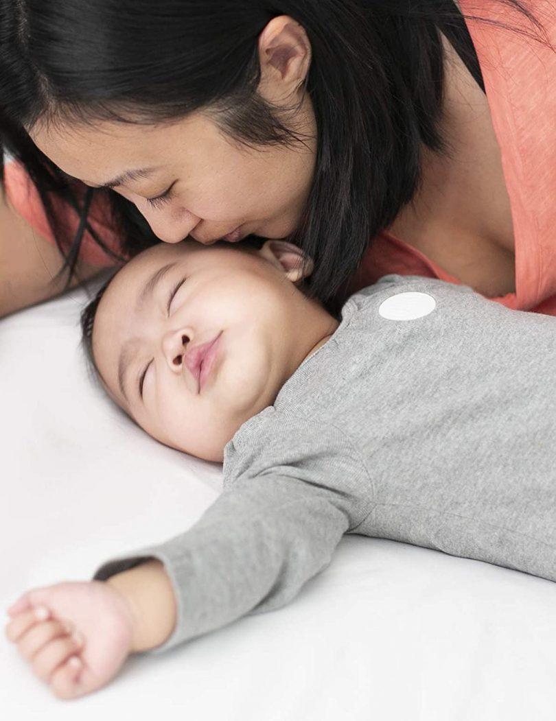 MonBaby WiFi Baby Sleep Monitor with Breathing
