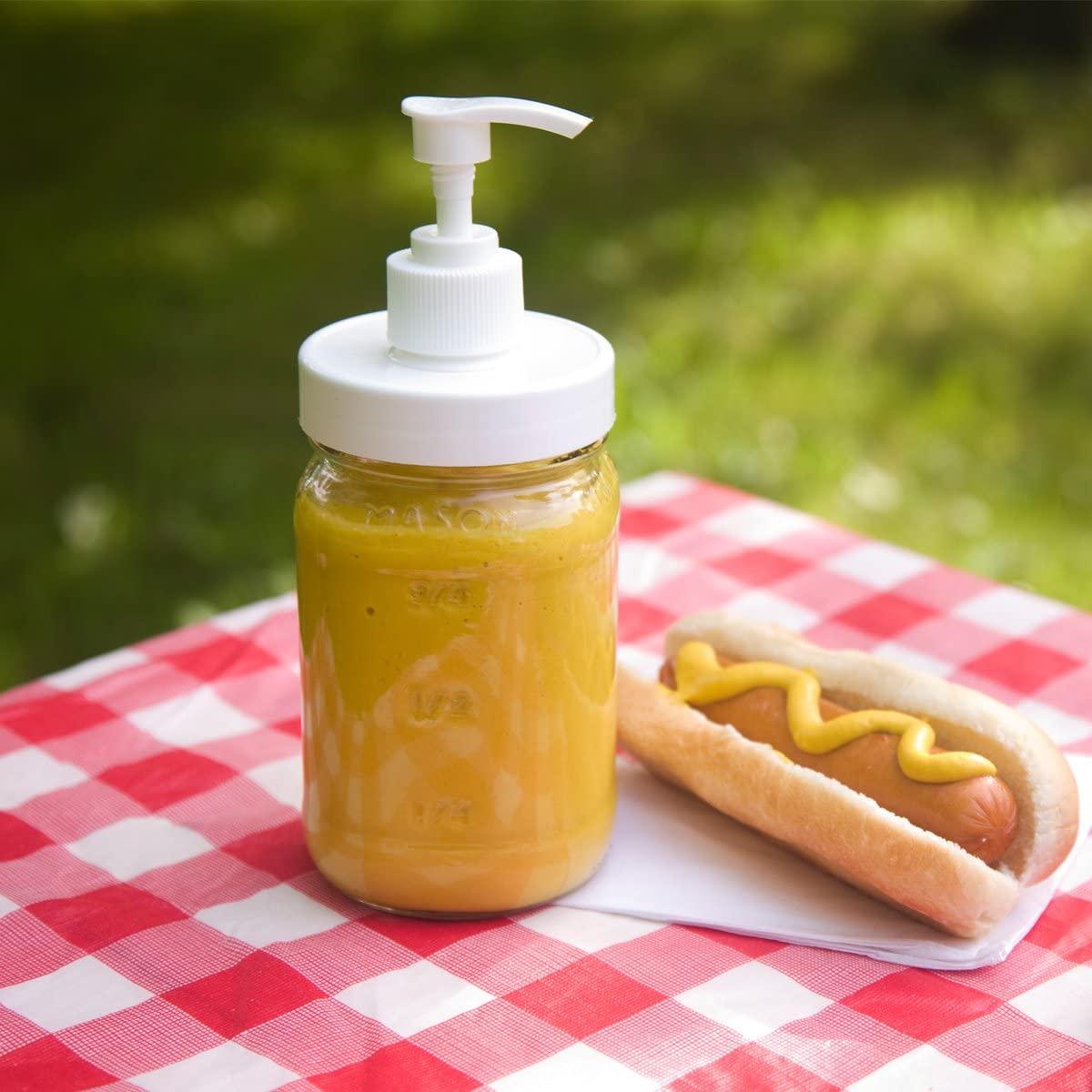 reCAP AP-R-WHT1 Canning Jar Lid