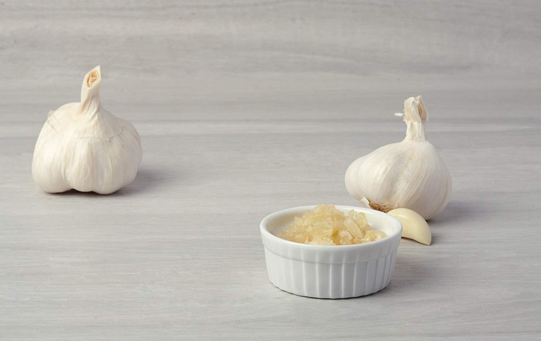 Tabletop Garlic Press