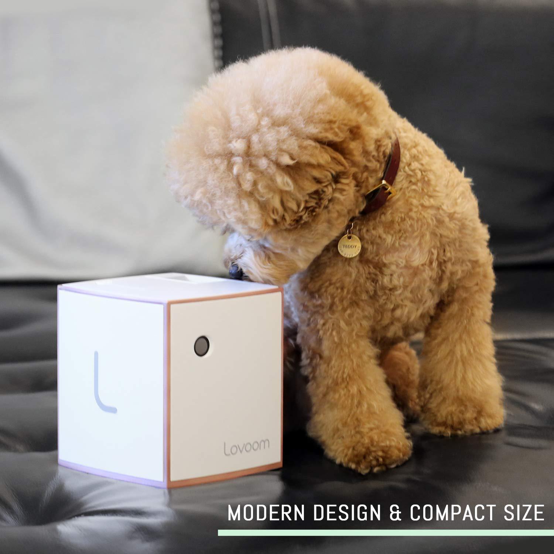 Lovoom Pet Monitoring Camera with Treat Dispenser