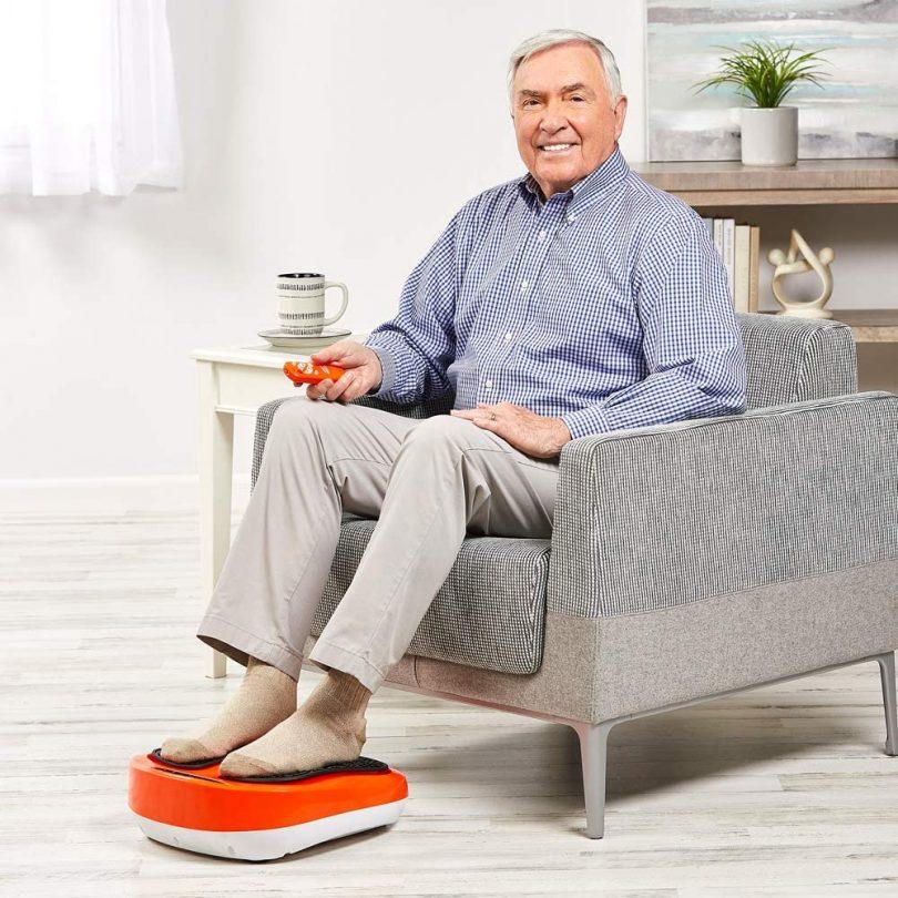 Power Legs Vibration Plate Foot Massager