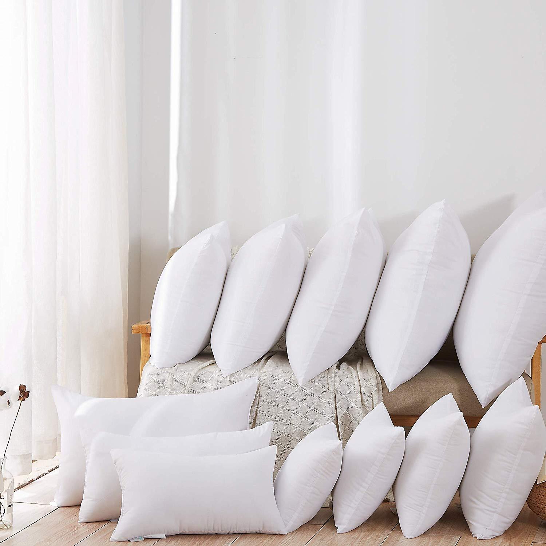 Acanva Hypoallergenic Throw Pillow Insert