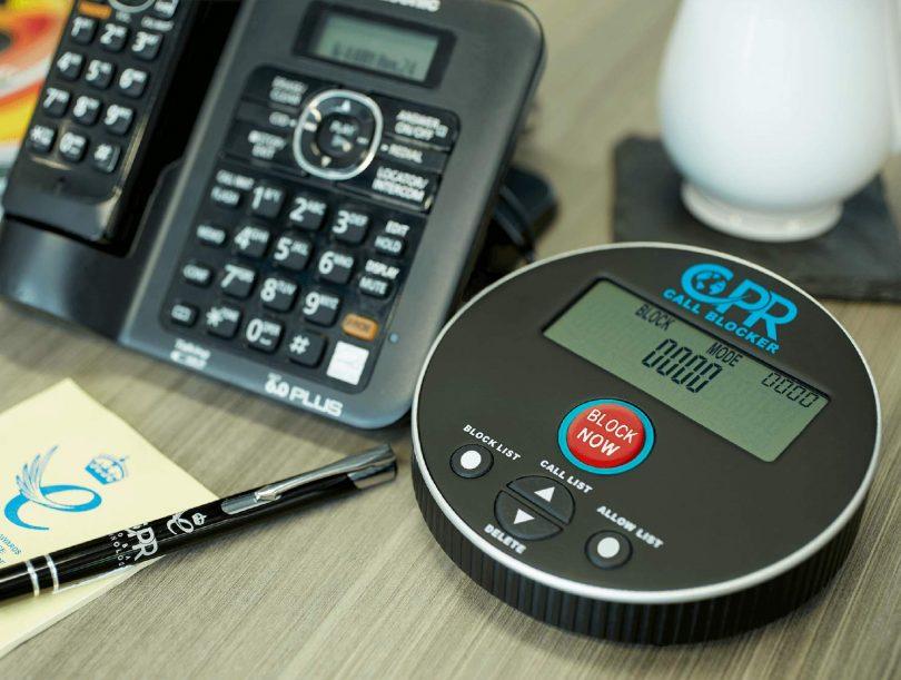 CPR V10000 Call Blocker for Landline Phones