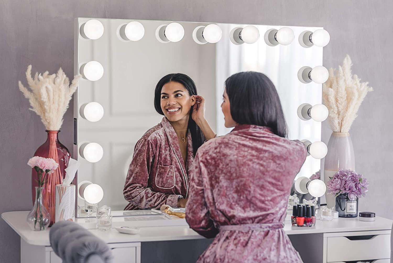 ReignCharm Hollywood Vanity Mirror