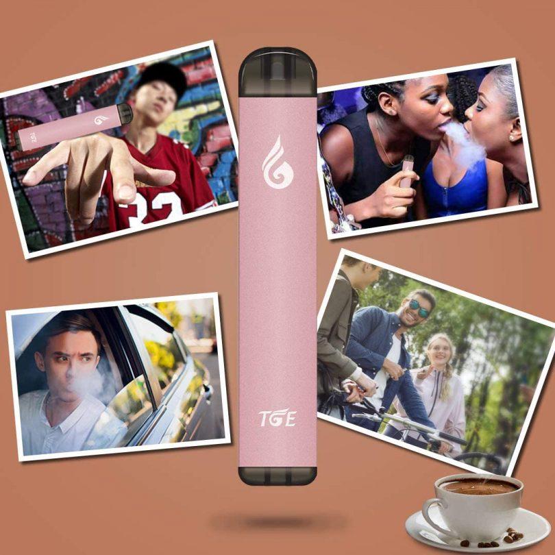 Nutrinhaler Aromatherapy Inhaler with 5 Flavors