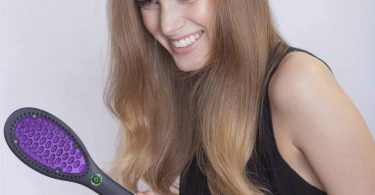DAFNI Black – The Original Hair Straightening Brush