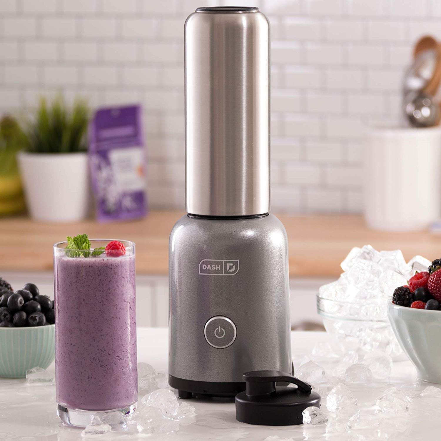 Dash Arctic Chill Blender: The Compact Personal Blender