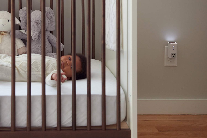 Awair Glow Air Quality Monitor + Smart Plug